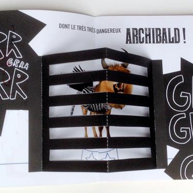 """""""Quel cirque !"""". Et Archibald !"""