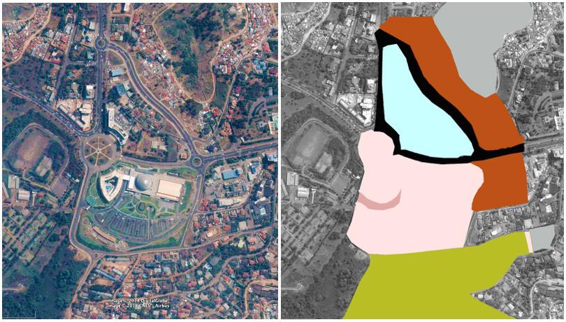 Kigali, Rwanda. Par Huguette Teta et Sandra Keza.