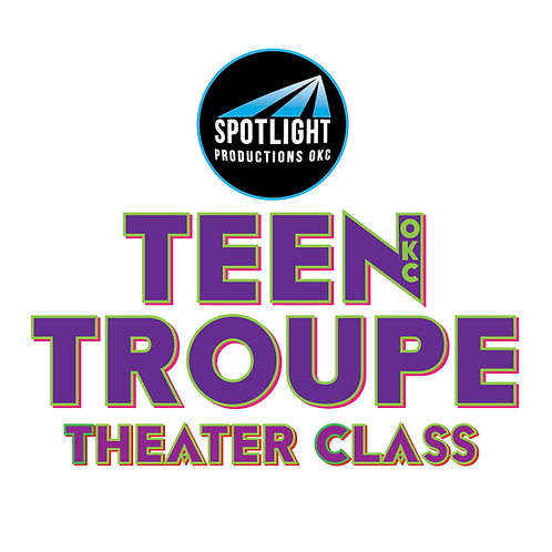 TEEN TROUPE Spring Class RETURNING STUDENT