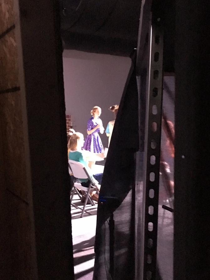 Tales of a Backstage Nothing