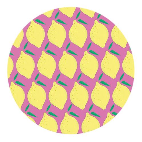 Ecusson Lemon