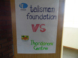 Talisman Vs. Thandanani