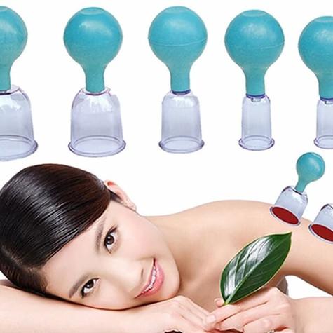 Massage aux ventouses à la demande