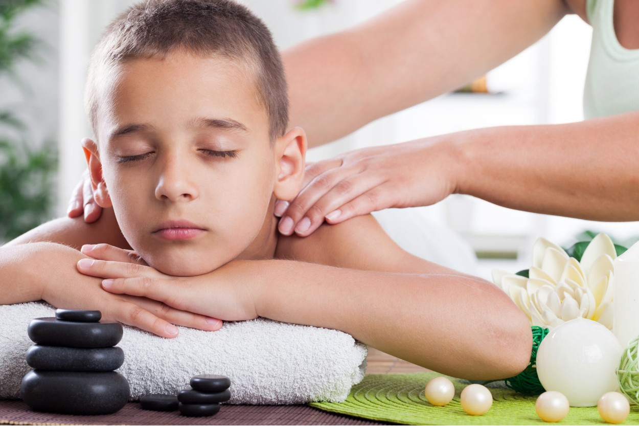 Massage enfants et bébés à domicile Martigues