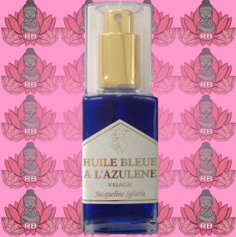 Huile Bleu Azulène Tea Tree