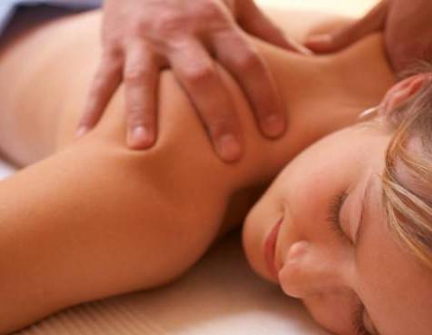 Massage des tissus profonds à domicile