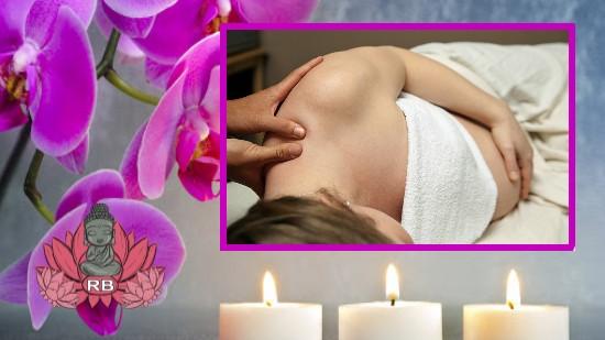 Massage de grossesse sur Sausset les Pins