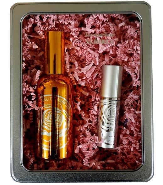Coffret « Adore » eau de parfum  + Extrait de parfum
