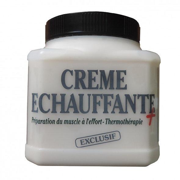 Crème Echauffante +