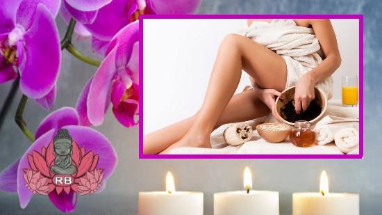 Réserver votre séance de massage anti cellulite Côte Bleue