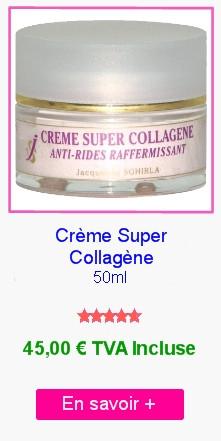 crème nourrissante  super collagène