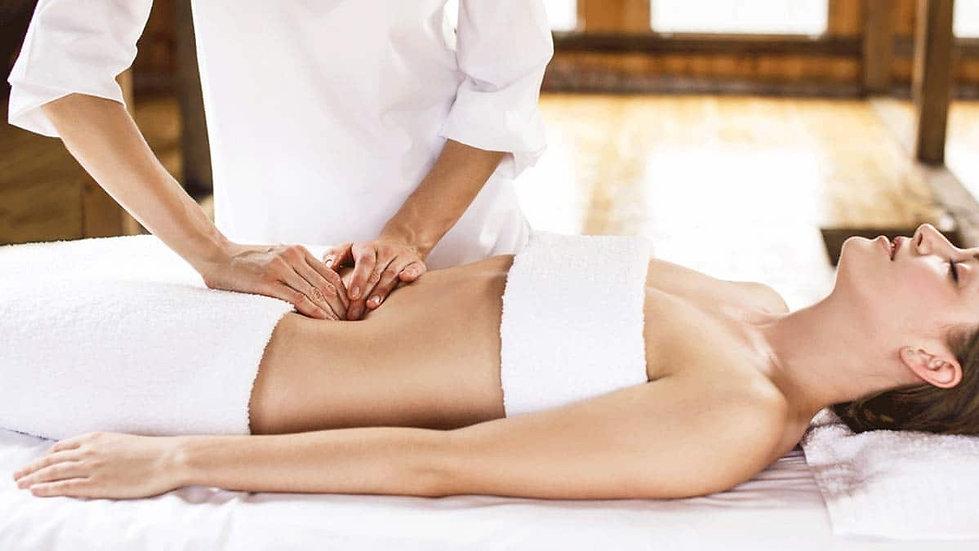 Massage drainage lymphatique à domicile