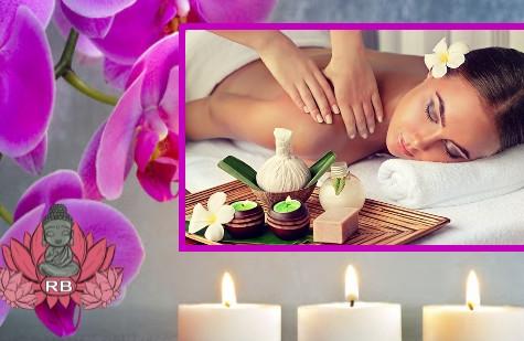 Massage de relaxation à domicile Côte Bleue