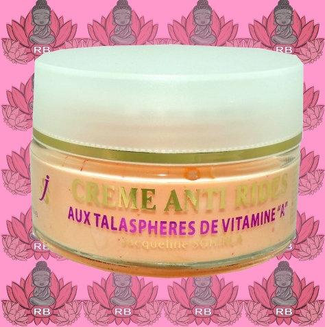 """Creme aux Talaspheres de vitamine """"A"""""""