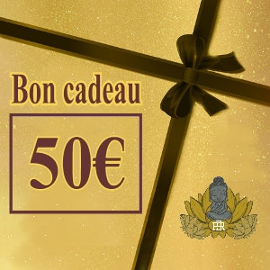 Bon-Cadeau « 50 € »