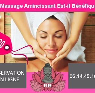 Massage Minceur Et Ses Bienfaits
