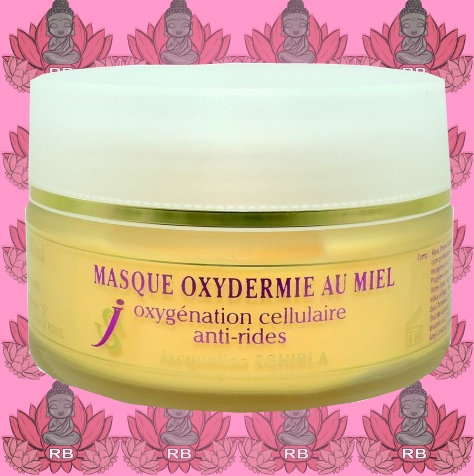Masque Oxydermie au miel