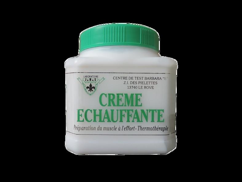 Crème Echauffante