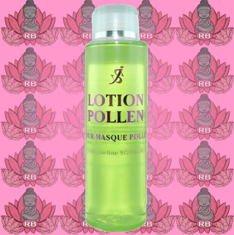 Lotion Vitaminée Pollen
