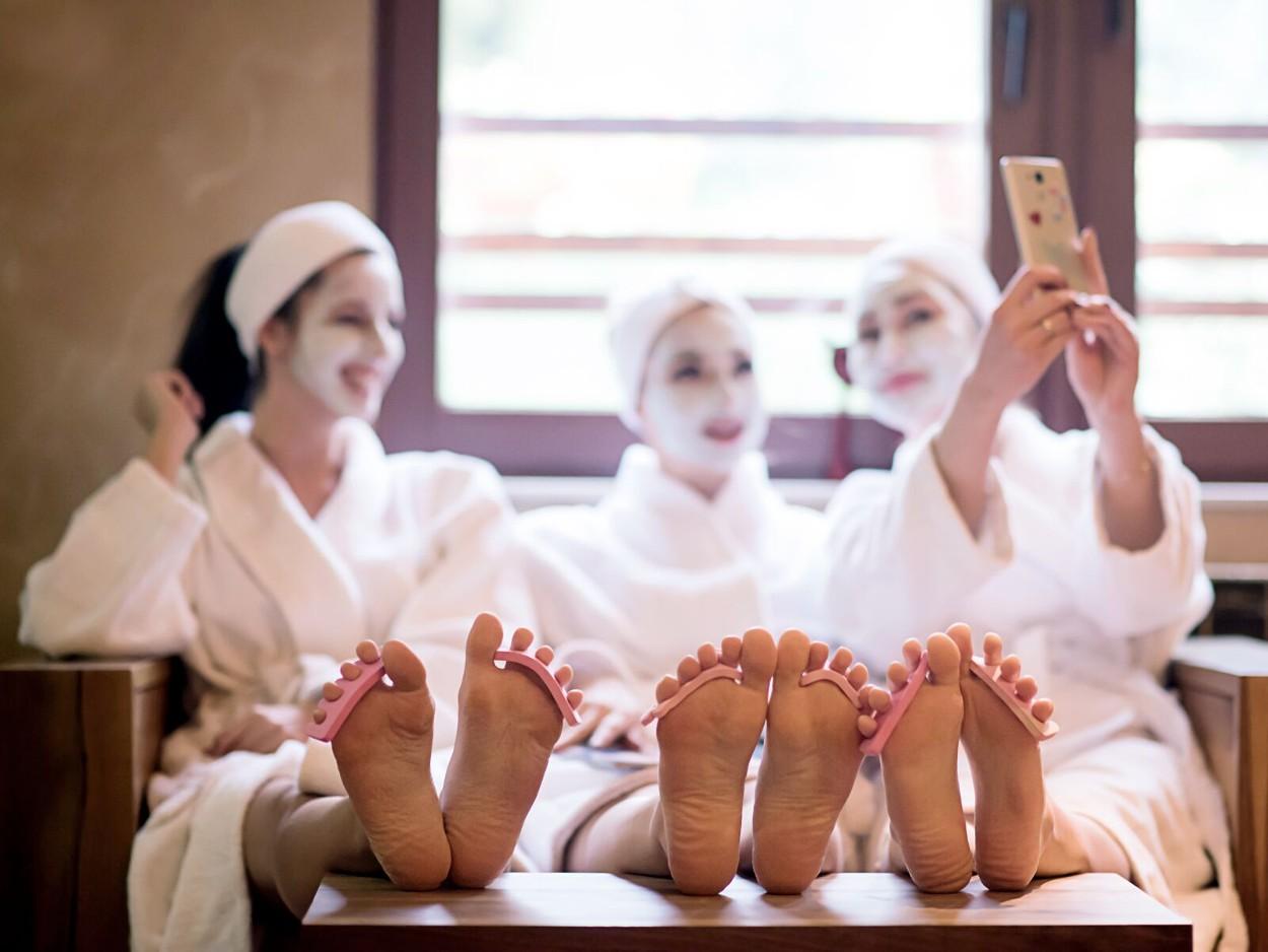 Massage à domicile pour un enterrement de vie de jeune fille Martigues