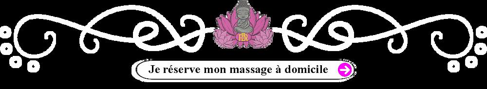Je réserve mon massage à domicile