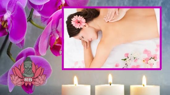 Massage et Soin à la rose Sausset les pins