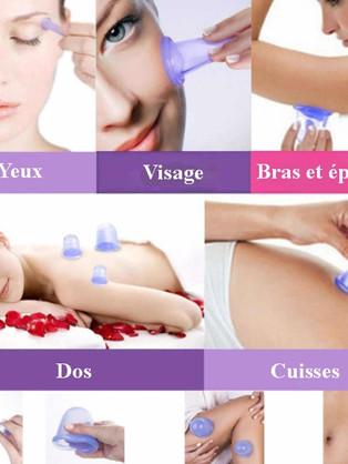 Le massage aux ventouses pour l'anxiété   Comment ça aide ?
