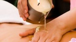 Massage à la bougie à domicile Martigues