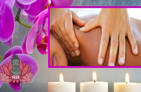 Massage Deep Tissue 60mn : Réservation à domicile Côte Bleue
