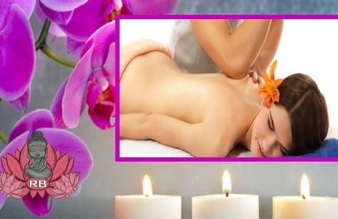 Massage des tissus profonds à domicile Côte Bleue