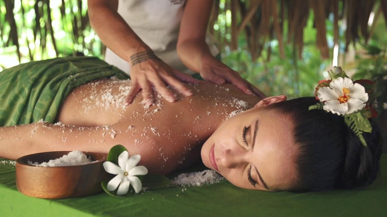 Massage Polynésien à domicile Martigues