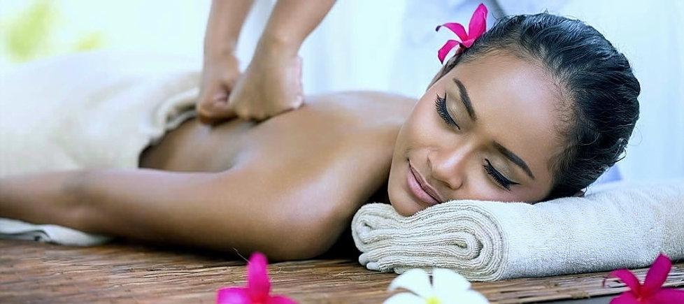 Massage relaxant à domicile à Martigues