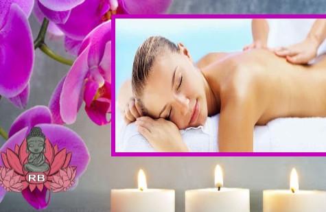 Les massages complets du corps ont des effets étonnants