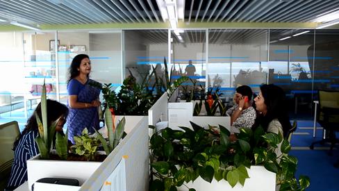 GBCI India Head Office: Noida