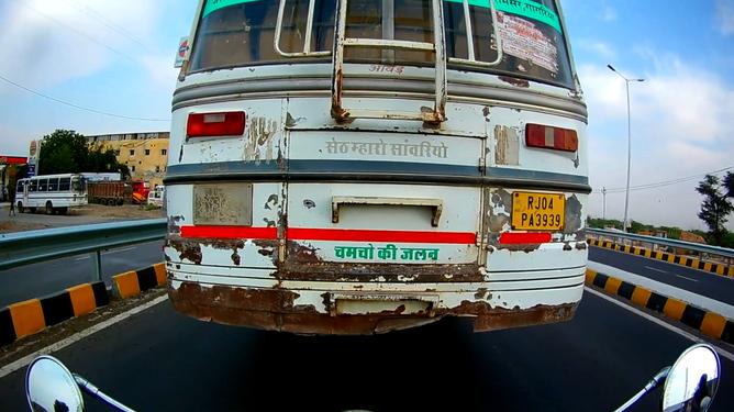 Ride to Jaisalmer