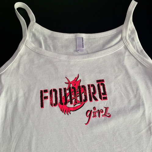 FOUNDRĒ Girls Tank Top