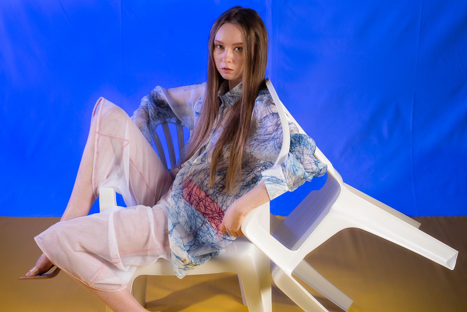 Foto// Michael Brahlich Model// Nicole Lamprecht Make-Up//Elena Meraru
