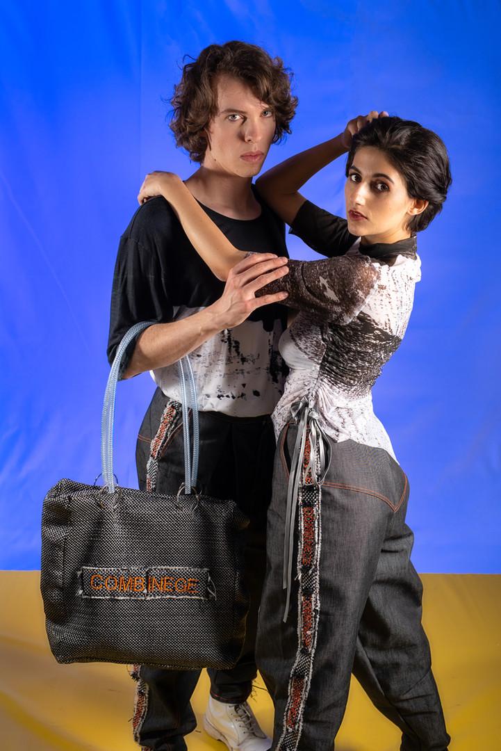 Foto// Michael Brahlich Models// Konstantin Vlasich                Sophie Mashraki Make-Up//Elena Meraru
