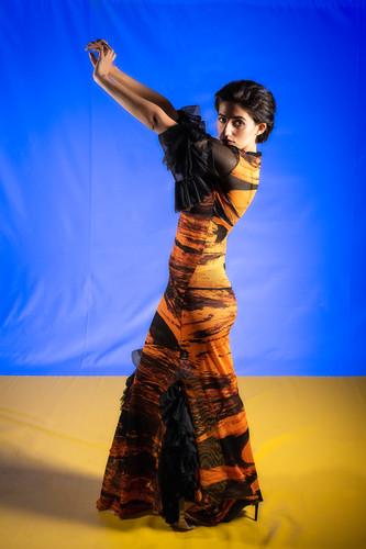 Foto// Michael Brahlich Model//Sophie Mashraki Make-Up//Elena Meraru