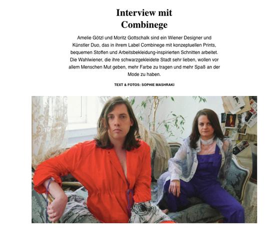 Les nouveaux riches - Interview by Sophie Mashraki