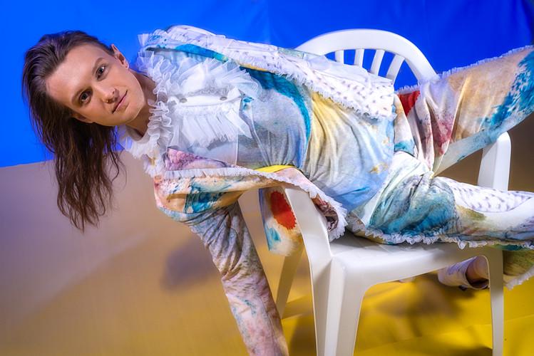 Foto// Michael Brahlich Model//Alexander Kopciak Make-Up//Elena Meraru