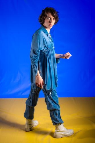 Foto// Michael Brahlich Model// Konstantin Vlasich Make-Up//Elena Meraru