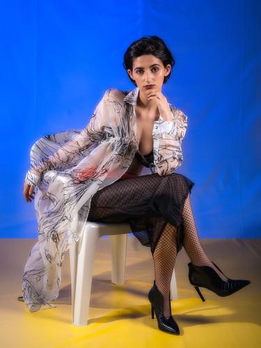 Foto// Michael Brahlich Model// Sophie Mashraki Make-Up//Elena Meraru
