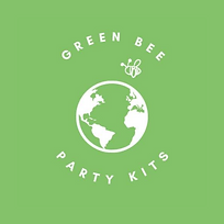 Green Bee Party Kits