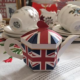 Elsie & Evelyn's Vintage Tea Party