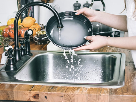 How to be a bit more eco-friendly when washing up