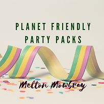 Planet Friendly Party Packs