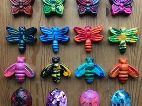 The Crayon Bug - Zero Waste Party Bag Fillers