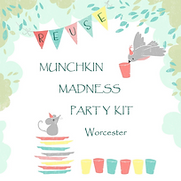 Munchkin Madness Party Kit