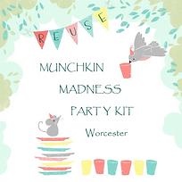 Munchkin Madness Party Kit